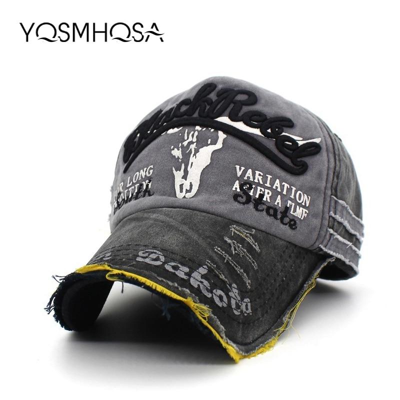 Branded Baseball Caps Usa Women Men Summer Hat Cap Trucker Gorra Hombre Cotton Letter Snapback WH091
