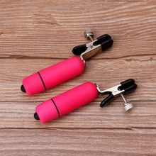 High Quality New Vibrators Trinity Vibes Wireless Vibrating Nipple Clamps for momen Sex Toys