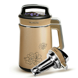 Joyoung Soybean Milk Machine / Fully Automatic Househlod Soymilk Machine Blender Free filter No Dregs Soybean Milk Maker