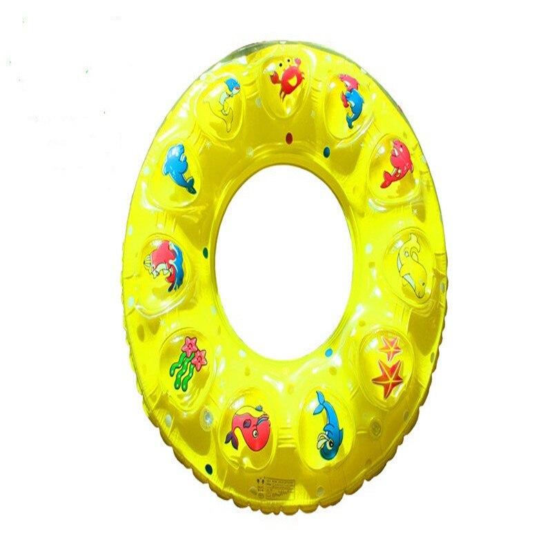 Iendycn детские толстые Кристалл Двойной плавать кольцо ПВХ, надувные сиденья Бассейн Аксессуары GXY103