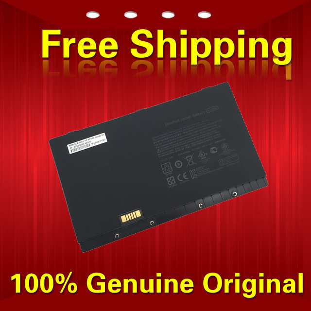 Free shipping 687518-1C1 AJ02XL HSTNN-C75J Original laptop Battery For HP ELITEPAD 900 G1 7.4V 21WH