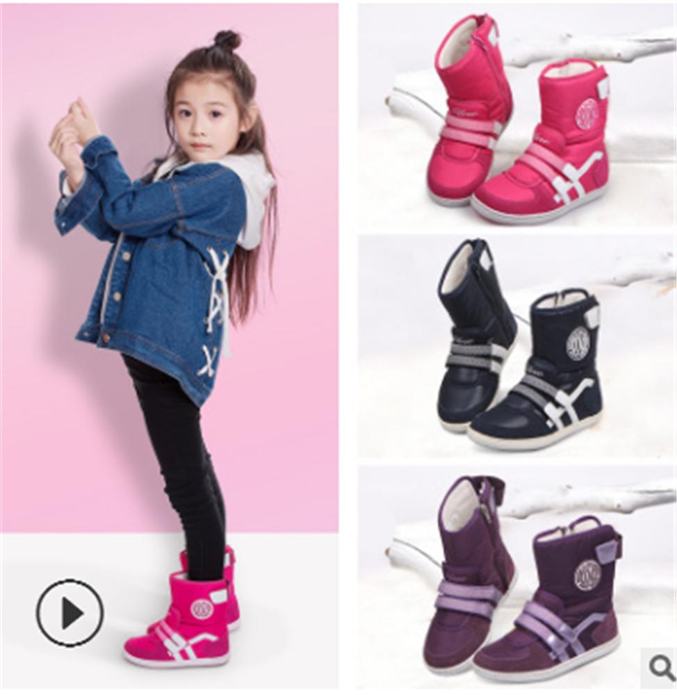 Hot!UOVO Brand Winter Kids Shoes Snow Boots Fashion Genuine Leather Warm Boots For Boys And Girls Beautiful Girls Short Boots.Hot!UOVO Brand Winter Kids Shoes Snow Boots Fashion Genuine Leather Warm Boots For Boys And Girls Beautiful Girls Short Boots.