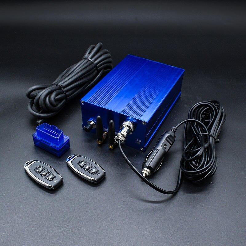 OBD Vacuum Pump Control Set 12V Power Vacuum Exhaust Valve Control Vacuum Equipment