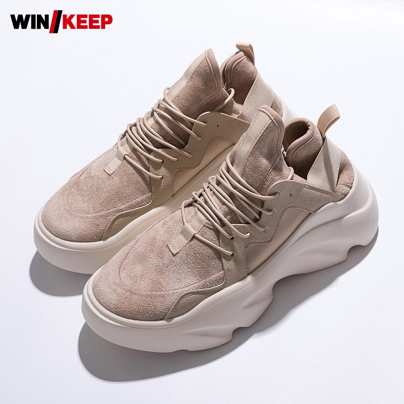 2019 Brand Outdoor Athletic Super Light Women Running Shoes High Quality Fabric Outdoor Jogging Zapatillas Female Chunky Sneaker