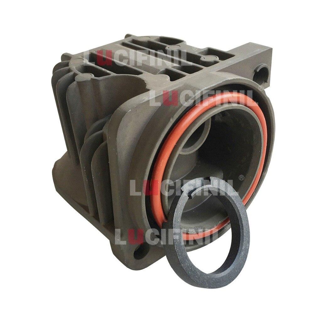 LuCIFINIL пневматическая подвеска компрессор головка цилиндра с поршневым кольцом Ремонтный комплект для VW, Touareg, Cayenne 7L0698007D 4L069 8007D