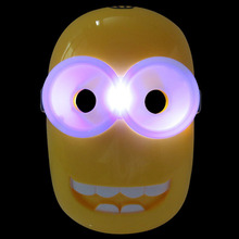 Amazing Glowing Despicable Me Halloween Mask