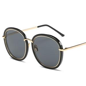 Image 5 - لونسي وصفة طبية 1.0 1.5 2.0 2.5 3.0 3.5 4.0 موضة قصر النظر النظارات الشمسية الرجال النساء نظارات شمسية مستديرة الرجعية UV400 ظلال
