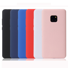 For Huawei Mate 20 Case Silicone Soft Protection Back Cover for Pro Mate20