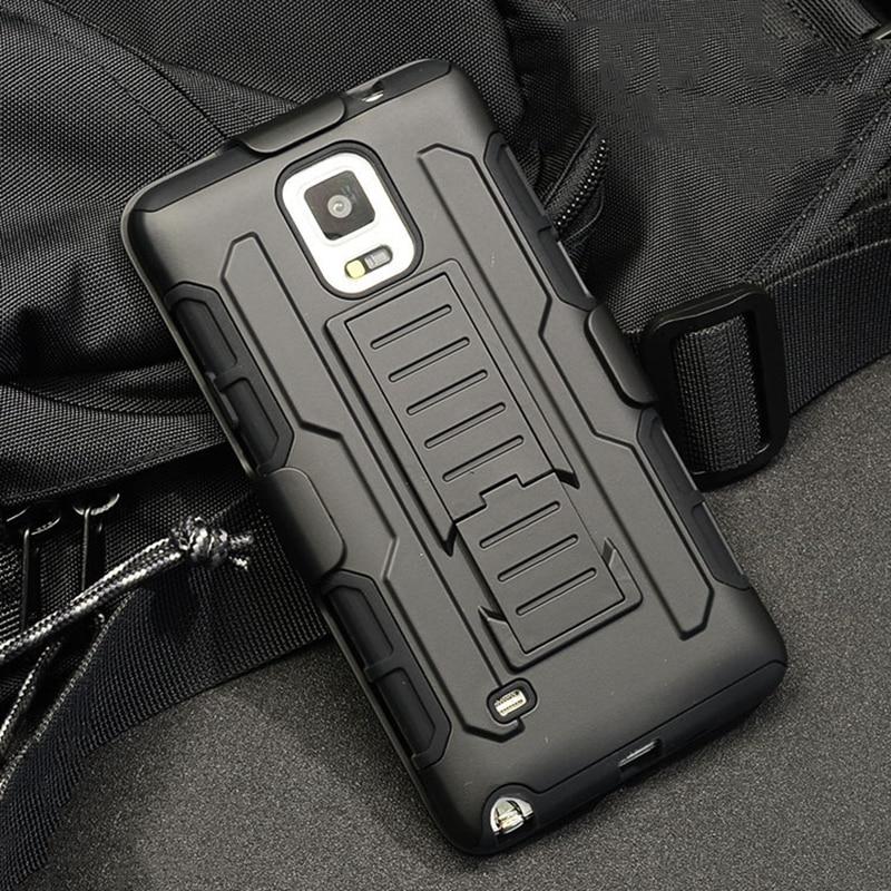 Armor Kasus Untuk Samsung Galaxy S6 S7 Tepi S4 Aktif Catatan 4 5 G530 - Aksesori dan suku cadang ponsel - Foto 6