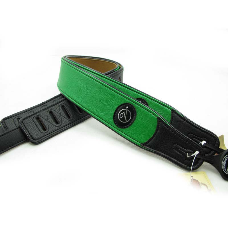 Vorson Guitar straps Acoustic Guitar Shoulder Strap Electric Bass Strap  Green guitar accessories