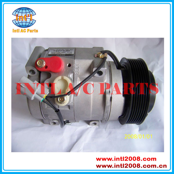88310 25220 88320 25110 88320 26600 88310 0K270 for Denso 10S15C PV7 120mm air ac compressor