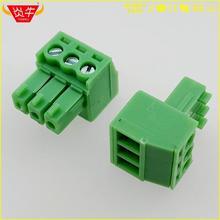 KF2EDGK-3.5-3P FEMALE 15EDGK 3.5mm 3PIN PCB CONNECTOR PLUGGABLE SCREW THROUGH HOLE TERMINAL BlOCKS MC 1,5/ 3-ST-3,5 - 1840379