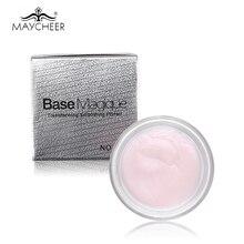 Brand New Makeup MAYCHEER Base Magique Transforming Smoothing Face Primer Cover Pore Wrinkle Lasting Concealer Foundation Base