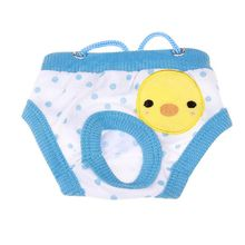 Pet Puppy Dog Washable Diaper Underwear Cotton Shorts Sanitary Dogs Hygiene Physiological