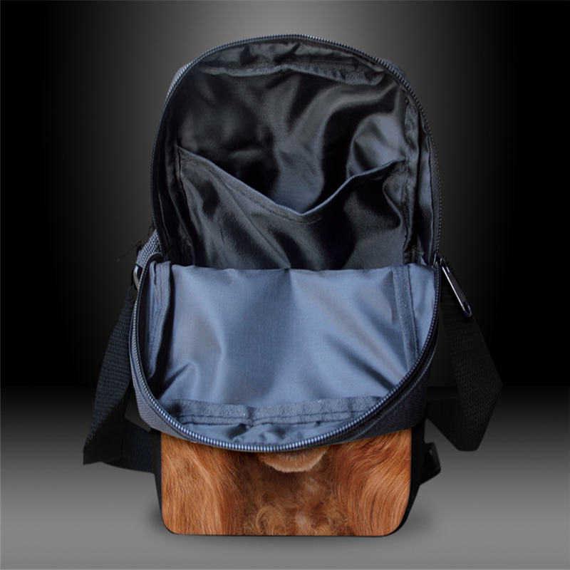 THIKIN футбол печатных обувь для мальчиков сумка футбол детская лампа Школа Книга подросток Детская сумка через плечо сумки через плечо Индивидуальные