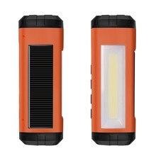 Солнечный Беспроводной Bluetooth Динамик Портативный светодиодный фонарик Колонки Поддержка fm Радио TF карты солнечной энергии Зарядное устройство для телефона ПК
