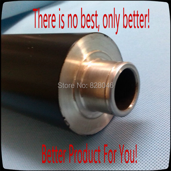Printer Parts Upper Fuser Roller For Konica Minolta DI551 DI650 DI5510 DI7210,For Konica DI 551 650 5510 7210 Heater Roller 1pcs bh1050 photocopy machine compatible lower fuser roller for konica minolta bh 1050 copier parts pressure roller