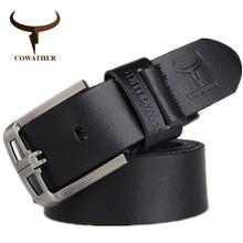 Classic Men's Genuine Leather Belt