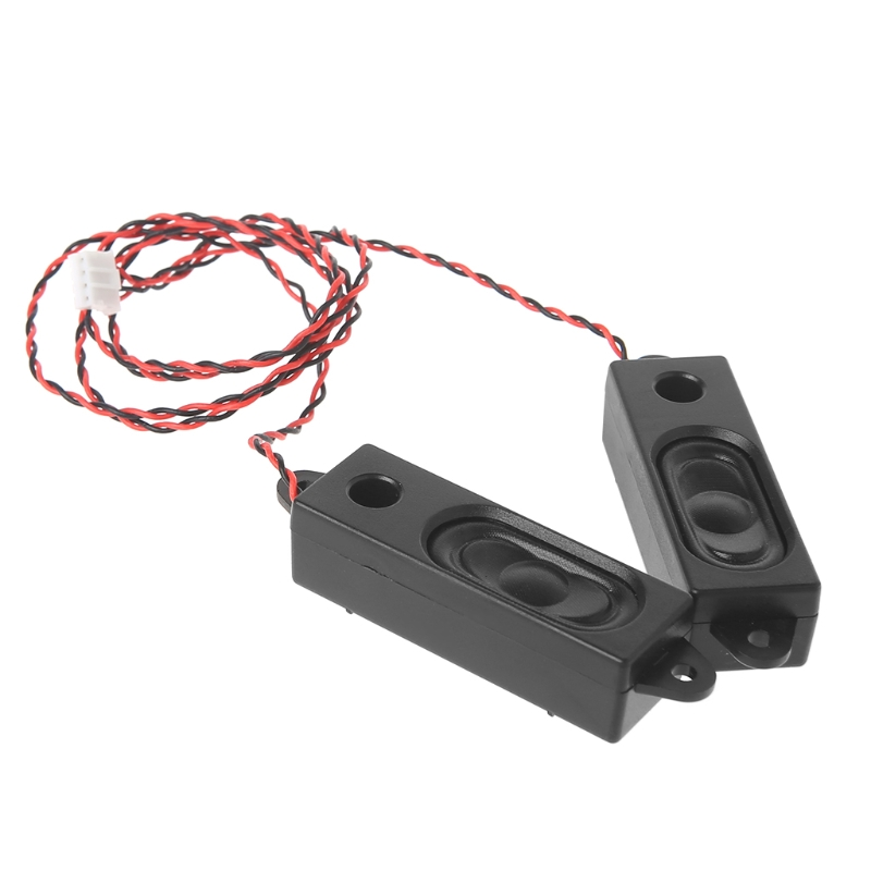 1 Paar Audio Lautsprecher 1635 Sound Lautsprecher Für Tv Lautsprecher 8 Ohm 2 W Tragbare