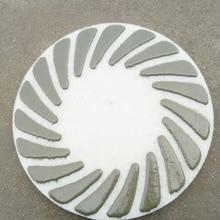 Алмазный волоконный полировальный коврик для сухого бетона и терраццо