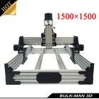 OX CNC Mechanical Kit with 4pcs Nema Stepper Motor for DIY Desktop CNC Router Wood Engrave Machine 1500*1500mm
