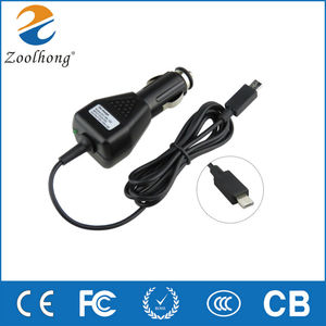 For Asus 12V 2A 24W Chromebook C201 C100 C100PA C201PA Laptop Power Adapter Car Charger(China)