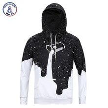 Mr.BaoLong 3D Milk Print Hoodie Men Hood Sweatshirts Men Funny Print Hoodies With Cap Hip Hop Pullover Streetwear sudaderas