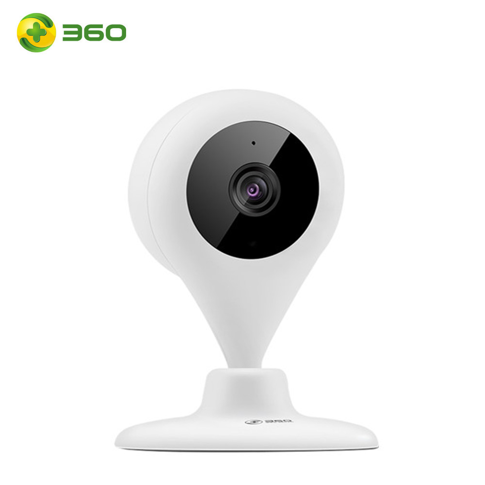 360 Home Camera WiFi 720P Full HD IP Camera Mini Water Drop Security Face Cry Detection Smart phone 2-way Audio Night Vision Cam iegeek 720p hd home camera wireless mini ip camera security motion detection 2 way audio smart camera with night vision
