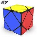 Qiyi QiCheng Velocidad Skewb Cubo Mágico 2 en 2 Cubo de la Velocidad magia Bloque Ladrillos Rompecabezas Juguetes Regalo de Año Nuevo para Los Niños
