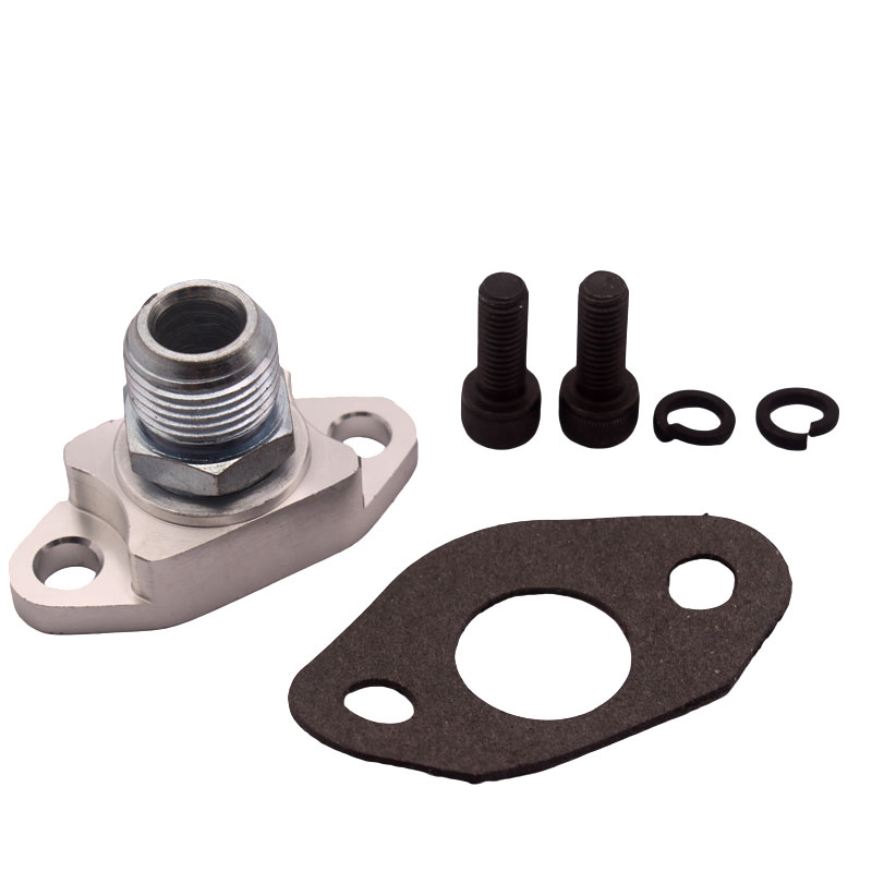 Auto Replacement Parts Speedwow Turbo Oil Feed Line Return Drain Kit And Feed Line For T3 T4 T04e T60 T61 T70 Kit An10 Oil Drain Line Car Parts Hot Sale 50-70% OFF