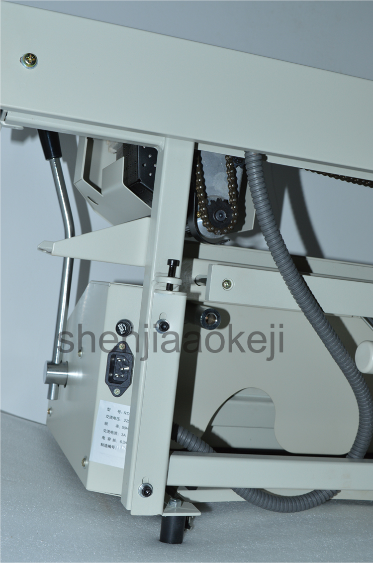 High Quality glue book binding machine