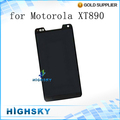 1 piece free shipping new original for Motorola Razr i XT890 XT890i XT905 XT907 lcd complete with touch digitizer screen display