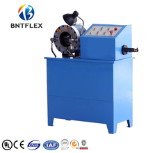crimping and skiving in one compleate machine BNT-CN powerful hydrolic hose