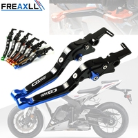 Motorbike Accessories Foldable Extendable CNC Motorcycle Brake Clutch Levers For Honda CB300R CB300F CB300FA 2014 2015 2018