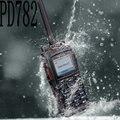 Бесплатная доставка hytera цифровой рация PD782 uhf vhf dmr cb радио с 2000 мАч ( литий-ионный )