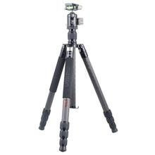 цена на Matton W-284C+Q36 Pro Carbon Fiber Tripod  Professional Camcorder/Video Camera/DSLR Tripod Stand
