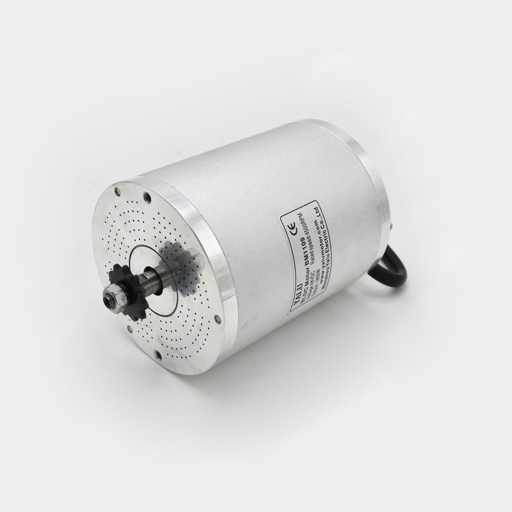 60V 2500W MY1020 upgraded brushless motor BM1109 Bike motor Electric ATV electric bicycle electric motorcycle modified DC motor-in Electric Bicycle Motor from Sports & Entertainment    1