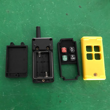 Radio Remote Control A211-Y/AC36V industrial remote control hoist crane push button switch receiver AC36V f21 2s dc24v 2 channels control hoist crane radio remote control system industrial remote control battery