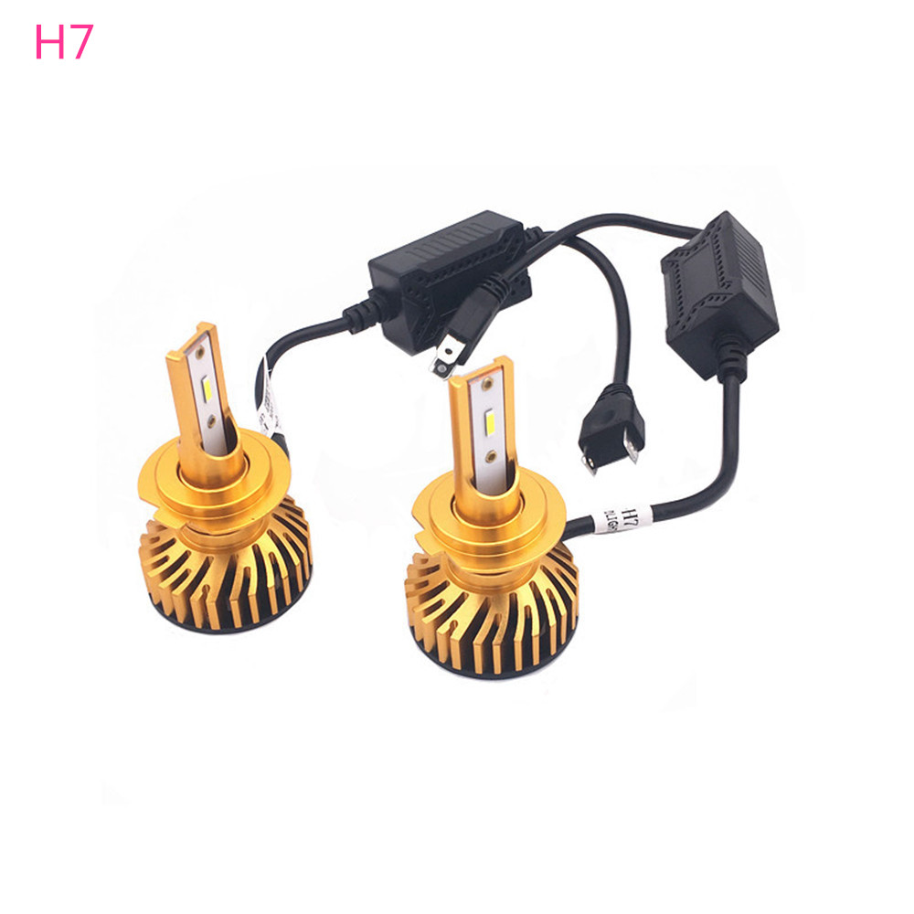Automobiles & Motorcycles Buy Cheap 2pcs Car Headlights Led Light Bulbs 9005/hb3 9006/hb4 H1 H3 H4 H7 H11 Headlamp 6000k For Audi Q3 2013 2014 2015 2016 Promoting Health And Curing Diseases