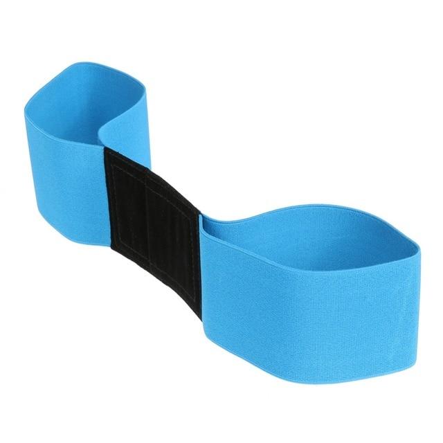 39 X 7 cm Elastic Nylon Golf Arm Posture Motion Correction Belt Golf Beginner Training Aids Durable Golf Training Equipment  2