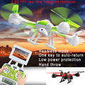 Hot SKY Hawkeye HM1315S 5.8G 4CH RC Quadcopter FPV paracopter With Real-time Transmission FPV Drone with Monitor