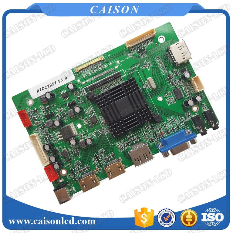 HDMI+VGA+DP 4K LCD controller board support DP loop out* +Single channel 4 Lane eDP +Dual channel 4 Lane eDP+8 Lane V-by-one for b140xtn02 vga hdmi lcd controller board 14 inch edp 30 pins 1 lane 1366x768 wled lcd screen