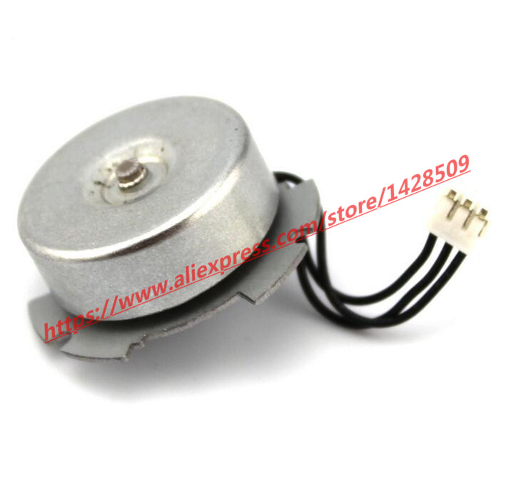 2 pcs/lot hight quanlity mini Brushless Direct Current Motor Micro-motor with 3 wire for Technology Teaching Making