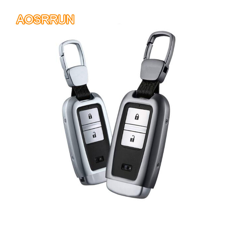 AOSRRUN Free Shipping Aluminum Alloy Key Package Key Chain