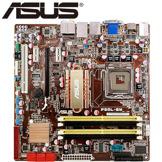 Asus P5QL-EM Driver Download