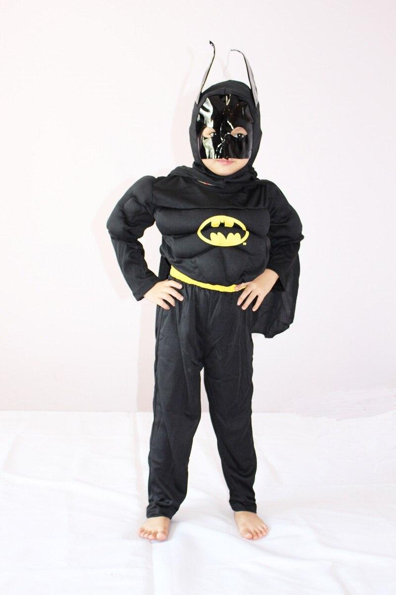 Batman Muscle Costume 3 4 5 6 7 Boy Halloween Cosplay Children Carnival Custume Long Sleeve T Shirt Free Shipping-in Boys Costumes from Novelty ... & Batman Muscle Costume 3 4 5 6 7 Boy Halloween Cosplay Children ...