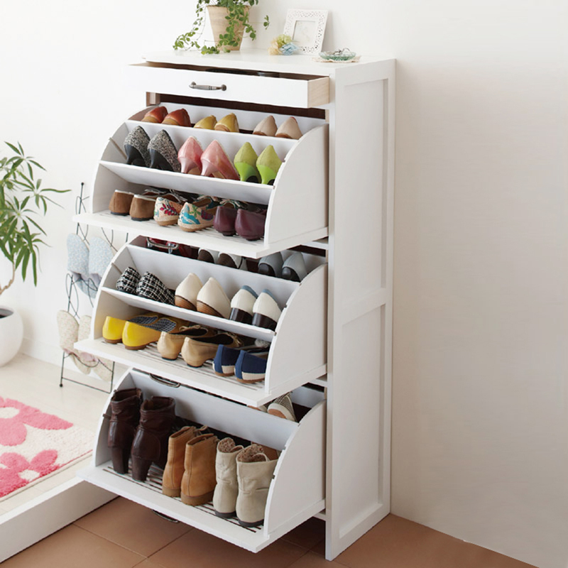 shoe cabinet wood Picture - More Detailed Picture about Wingover ...