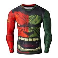 Superman Hulk Batman Shirt Tights (5 Designs)
