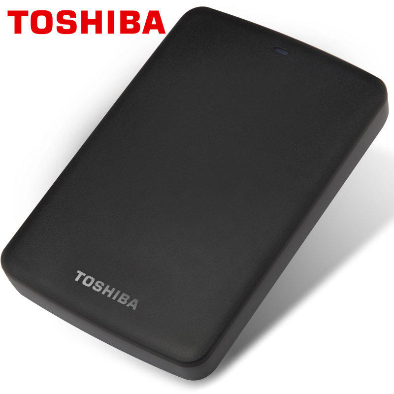 TOSHIBA 1TB 2TB 3TB External HDD 1000GB HD Portable Hard Drive Disk USB 3.0 SATA3 2.5 HDTB110A 100% Original New free shipping on sale 2 5 usb3 0 1tb hdd external hard drive 1000gb portable storage disk wholesale and retail prices