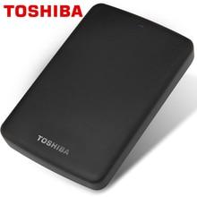 Toshiba 1 ТБ External hdd 1000 ГБ HD Портативный жесткий диск USB 3.0 SATA3 2.5 «HDTB110A 100% оригинал Новый